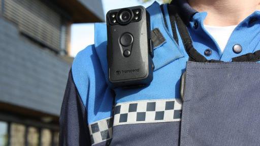 Bodycam handhaver leidt tot minder conflicten