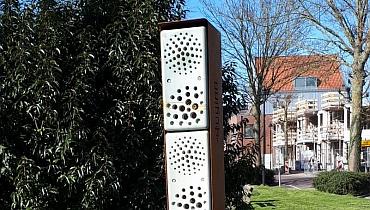 Bijenhotel in Schagen – Nieuws