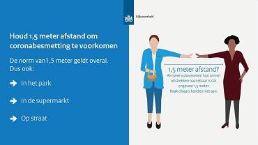 """Oproep burgemeester Van Kampen: """"Kom niet naar de stranden en duinen! Blijf thuis!"""" – Nieuws"""