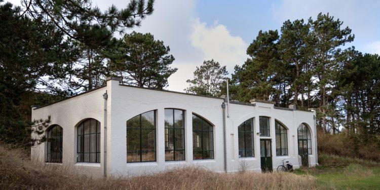 Atelier voor kunstenaars Mondriaan Fonds blijft in Pompgemaal Huisduinen