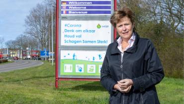 Burgemeester trots op inwoners – Nieuws