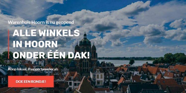 Warenhuishoorn.nl geopend