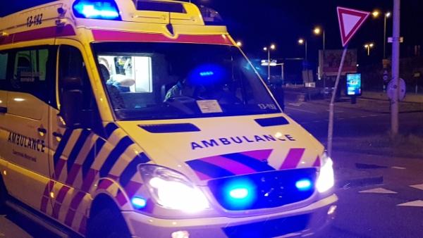 Ongeval met letsel op Dorpsstraat in Wervershoof | 17 april 2020 15:29