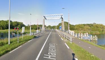 Waardbrug in avond en nacht afgesloten 17-21 juni – Nieuws