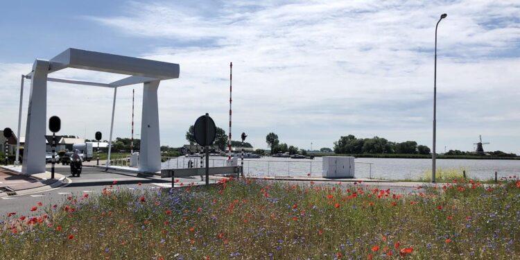 Kerkwegbrug in Anna Paulowna drie dagen dicht