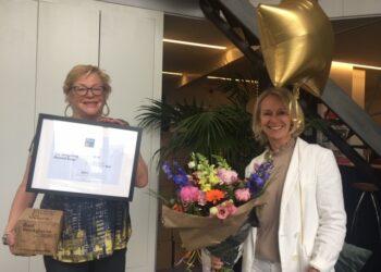 Kinderopvang Berend Botje trots op plek 8 van 'Best Large Workplace' 2020