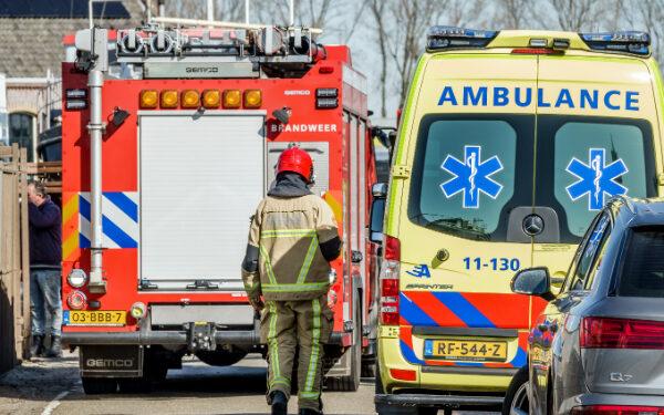 Middelbrand op Inlaagdijk in Zwaag   28 juni 2020 03:18