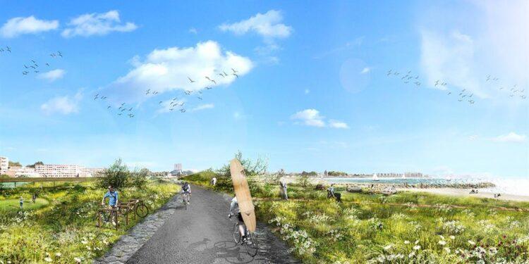 Gemeenteraad kiest ontwerp stadsstrand