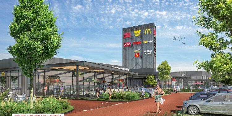 McDonalds opent deze maand nieuwe vestiging op Zevenhuis