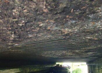Pelmolenbrug blijft tijdelijk eenrichtingverkeer na brand