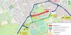 Texel – Start werkzaamheden Emmalaan – afsluiting en omleidingen