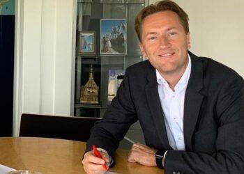 Guy Heemskerk nieuwe gemeentesecretaris