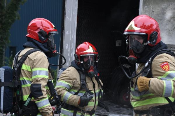 Zeer grote brand op Verspyckweg in Bergen aan Zee | 23 juli 2020 23:04