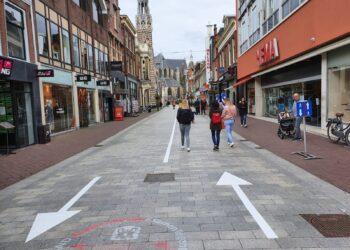 Binnenstadwinkeliers Alkmaar veelal tevreden over genomen coronamaatregelen