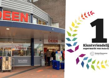 DEEN uitgeroepen tot Klantvriendelijkste supermarkt van NL; 'Dit is wel waar we het voor doen'