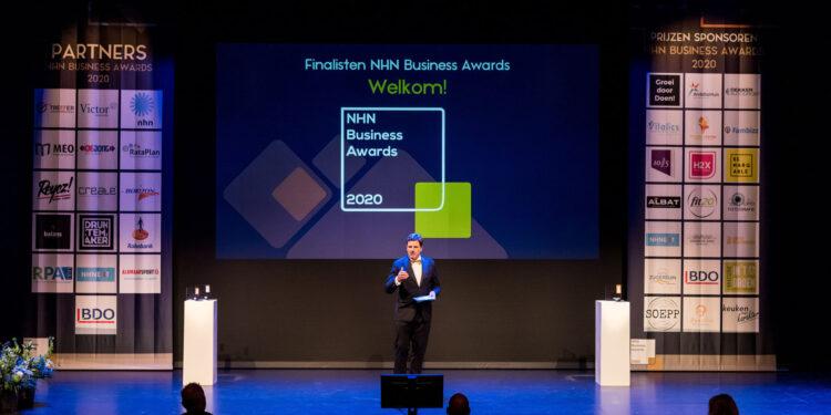 Opening 8e editie NHN Business Awards; Nomineren bedrijven gestart