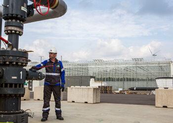 Drie geothermie-installaties in NH; Pionieren met warmte uit grote diepte
