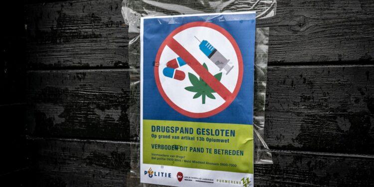 Burgemeester sluit twee drugspanden in Purmerend