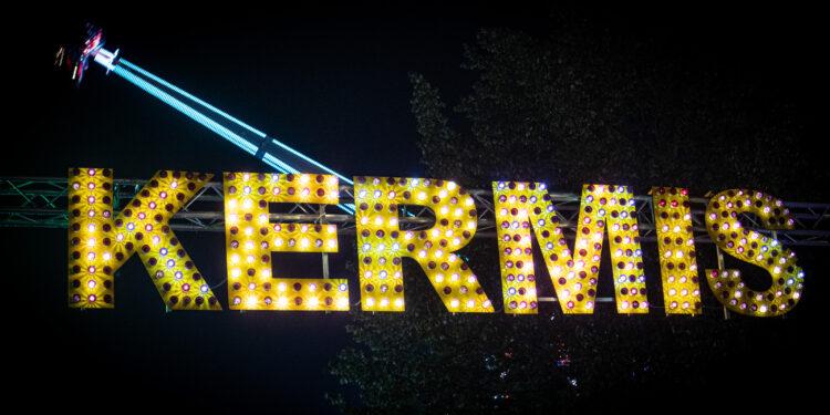 Kermis terug in binnenstad Alkmaar; wel opgeknipt in drie delen