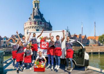 Online supermarkt Picnic komt ook naar Hoorn; lokale distributie vanuit Zwaagdijk