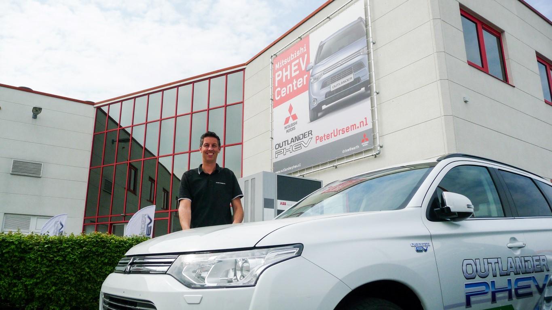 Pieter Ursem BV heeft flink kunnen profiteren van verkoop energiezuinige auto's.