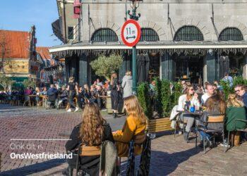 Voorstel aan de raad: 'Geen precario voor horeca in Hoorn'