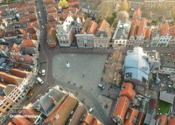 Roode Steen en 26 parkeerplekken worden horeca terras