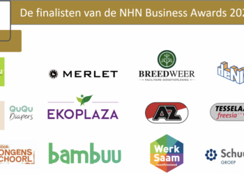 En de finalisten van de NHN Business Awards zijn ..