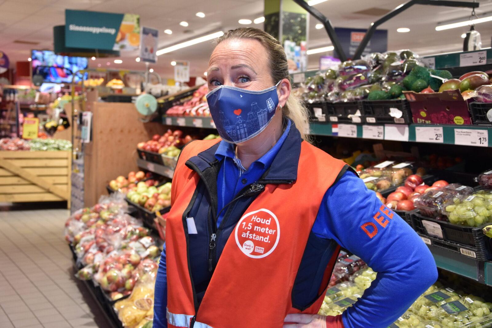 Supermarktketen DEEN sluit alle vestingen om 20.00 uur