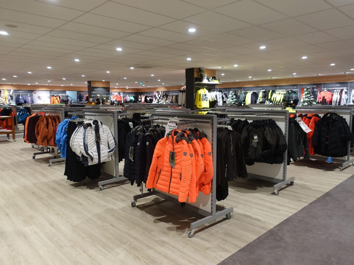 Bouchier Sport in Hoorn breidt flink uit van 2.500 m² naar 4.000 m²