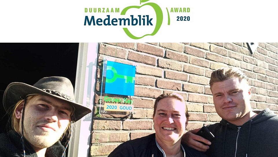 Genomineerd Duurzaam Ondernemen Award Medemblik 2020: Inge Kuyt van Lodge61