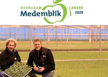 Genomineerd Duurzaam Ondernemen Award Medemblik 2020: William Gitzels van Plantenkwekerij Gitzels