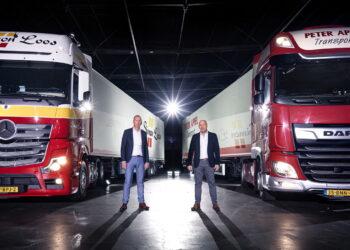 Simon Loos en Peter Appel Transport gaan fuseren