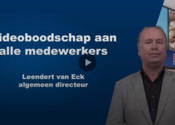 Videoboodschap directeur Deen Supermarkt aan personeel; 'Op dit moment het beste voor personeel' [video]