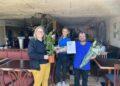Bloemen en planten cadeau aan horeca Dijk en Waard