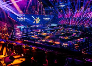 Westfriese meubelfabrikant De Eekhoorn levert meubels en aankleding voor Eurovisie Songfestival