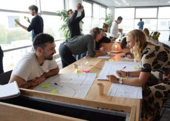 FastFeetGrinded (Zwaag) en ProeVkantoor (Lutjebroek) gaan versneld innoveren dankzij GO!-NH Scale