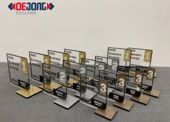 Kwart halve finalisten NHN Business Awards uit Westfriesland [lijst]