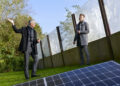 K Dekker, Sunprojects, Krinkels BV en Sunconnect winnen samen gunning Energieleverend Geluidsscherm