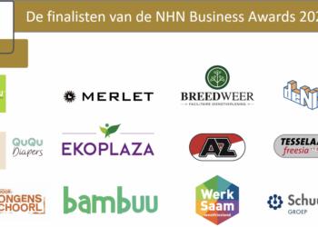 En de finalisten van de NHN Business Awards zijn ..